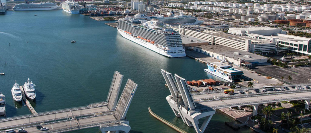 Port Everglades reaches record of cargo in last fiscal year
